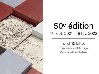 Festival d'Automne 50e édition