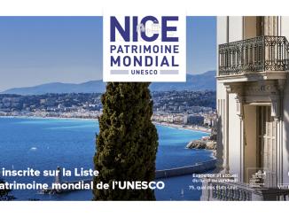 « Nice, la ville de la villégiature d'hiver de riviera » inscrite sur la Liste du patrimoine mondial de l'UNESCO