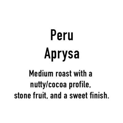 Peru Aprysa