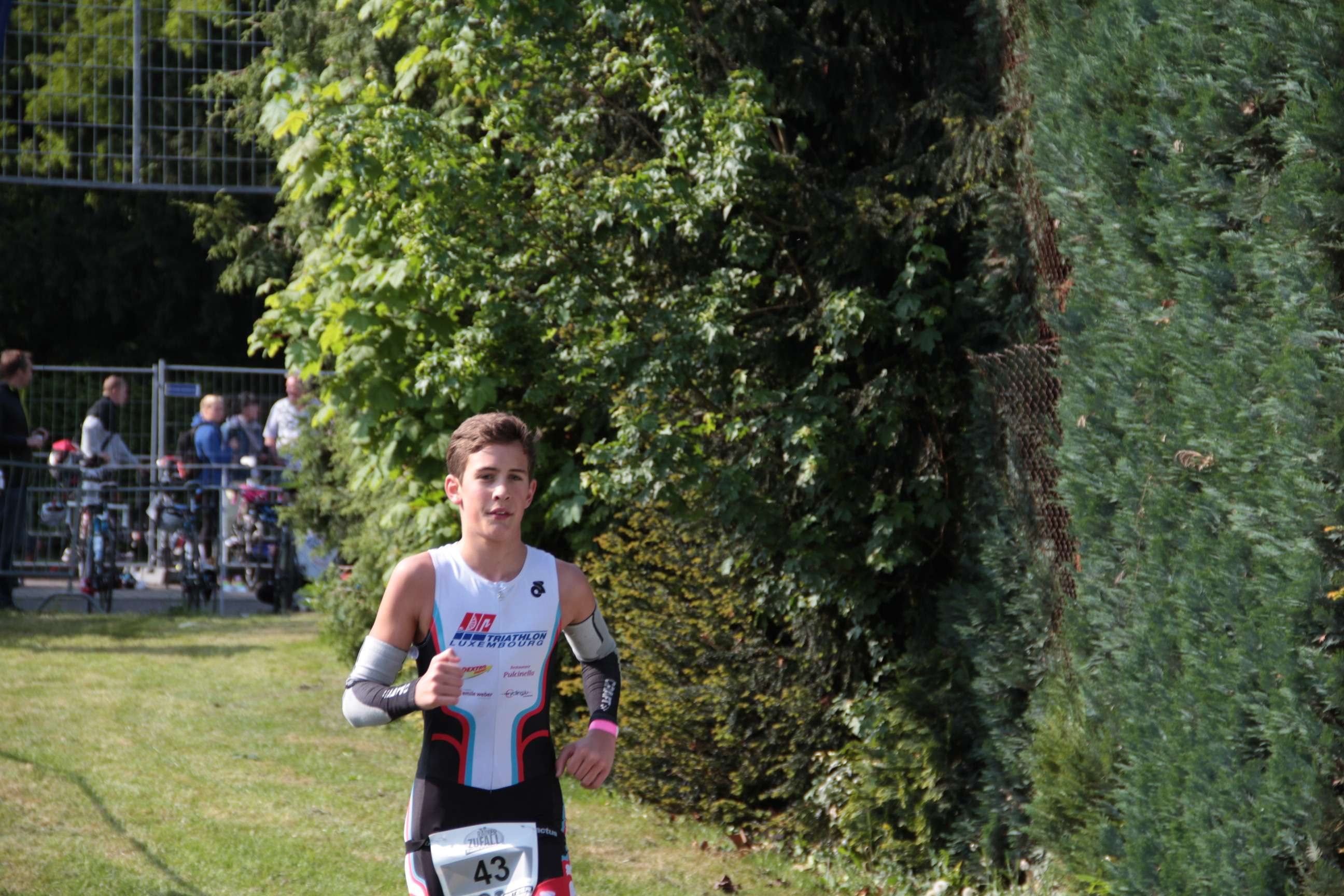 Two Podium Places for Trilux Athletes at Koblenz City Triathlon (04 May 2014)