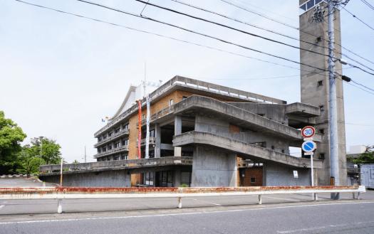 羽島市庁舎
