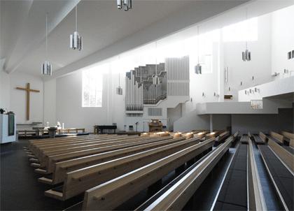 ラハティの教会