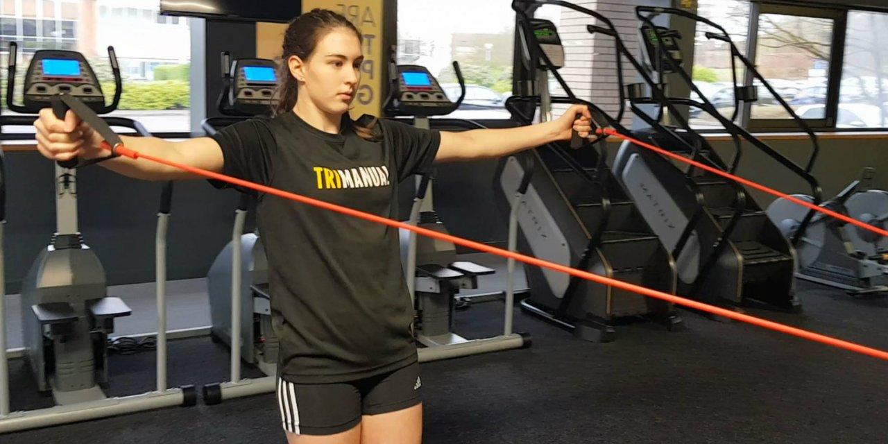 S+C Workout: Stretch Cord Marathon