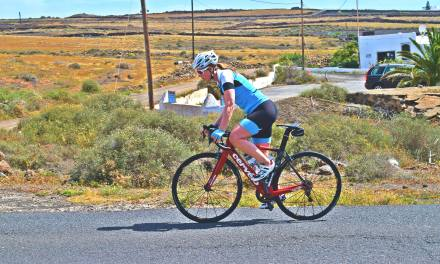 Bike Workout: Hold The Tempo