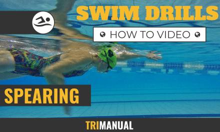 Swim Video: Spearing Drill