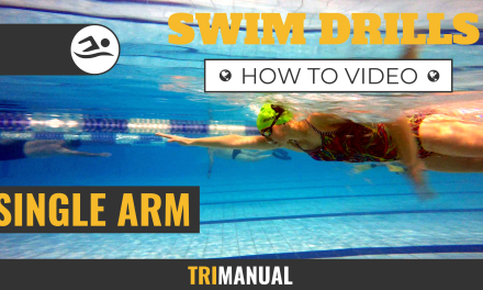 Swim Video: Single Arm Drills