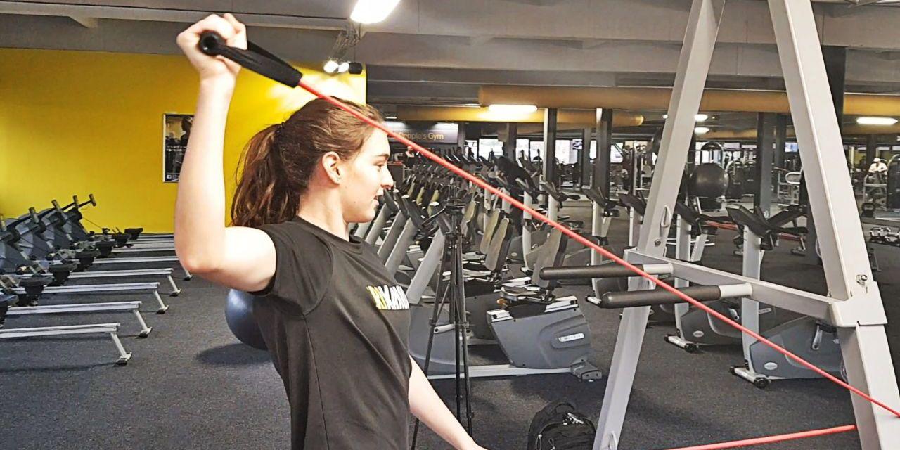 S+C Workout: Bulletproof Shoulders