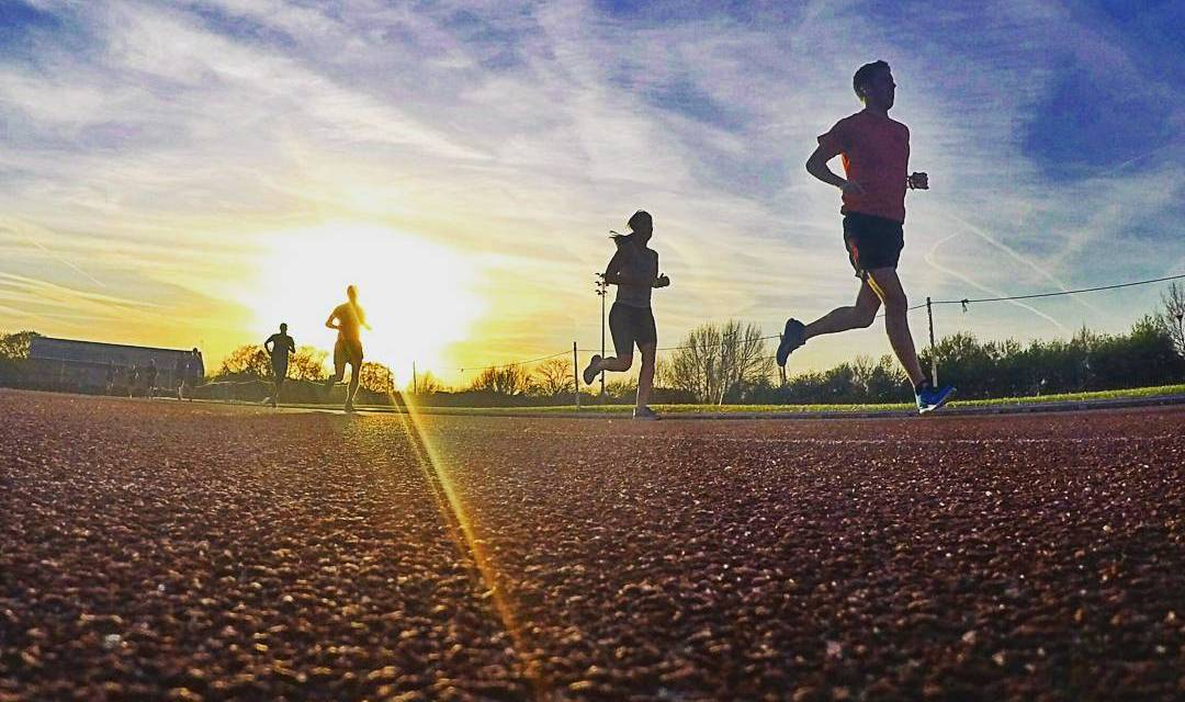 Run Workout: VO2 Intervals