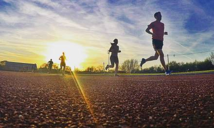 Run Workout: VO2 Intervals