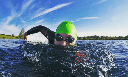 OPEN WATER WORKOUT: SCULL + CROSSBONES