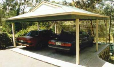 Pages Gallery Freestanding Dutch Gable Carport