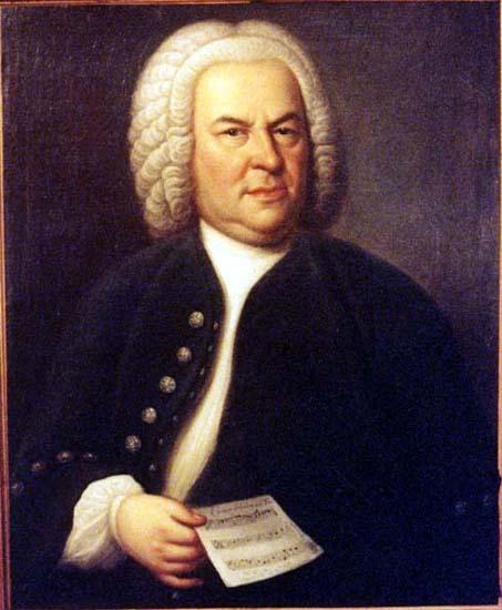 Johann Sebastian Bach, una gran influencia y un genio...