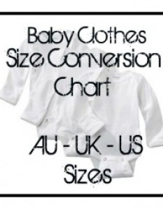 Baby clothes size conversion from us to uk australia also trimester rh trimesterfashion