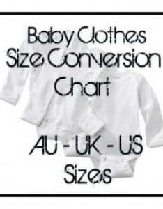 Baby clothes size conversion charts australia uk us europe also trimester talk rh trimestertalk