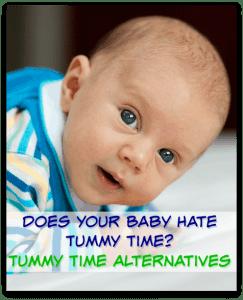 Alternatives To Tummy Time