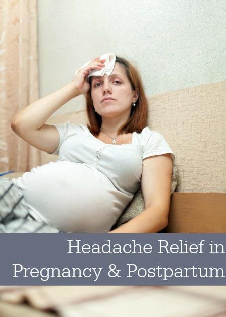 10 måder at lindre hovedpine efter graviditet - Trimester Talk-7337