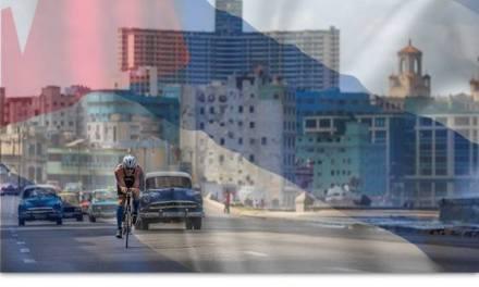 Triatlón de La Habana a la altura de lo mejor del mundo.
