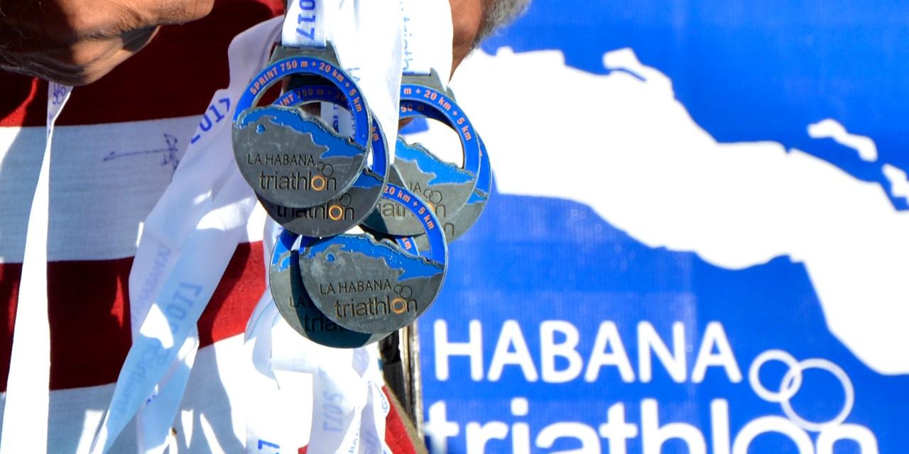 Anuncian nueva meta para el Triatlón de La Habana.