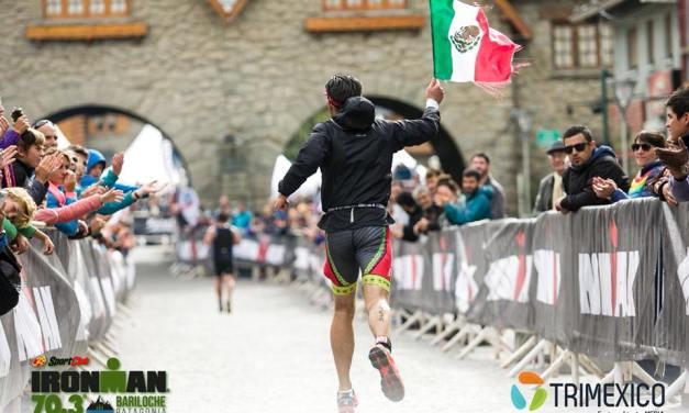 Potencia, resistencia y sacrificio: Ironman hizo vibrar a Bariloche