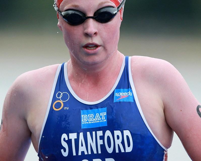 La triatleta Non Stanford busca dos medallas en los Juegos Olímpicos de Toyko 2020.