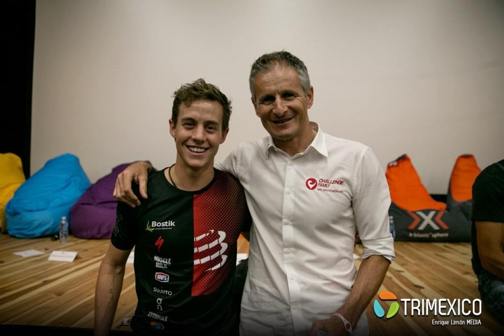 Mauricio Méndez y Zibi Szlufcik The Championship