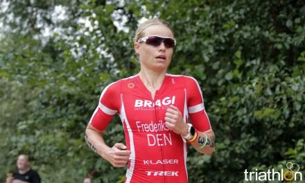 Pablo Dapena y Helle Frederiksen ganan el Triatlón Mundial de Larga Distancia en Dinamarca.