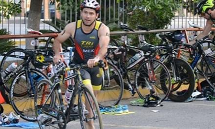 Un éxito el Triatlón Pepe Cossío en Saltillo, Coahuila.