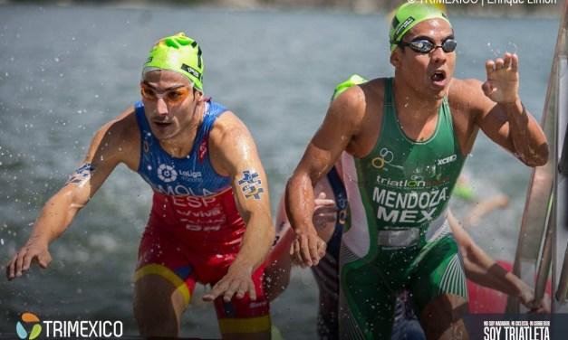 El triatleta mexicano David Mendoza fue suspendido de competencia por 3.5 años sancionado por dopaje.