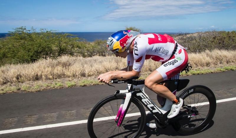 Daniela Ryf subasta la bicicleta con la que ganó en Kona.