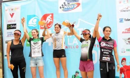 Un éxito la edición 14 del Triatlón de la Plata en Fresnillo, Zacatecas.