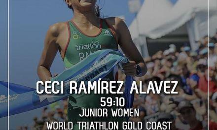Entrevista con Cecilia Ramirez, Campeona Mundial Juvenil de Triatlón.