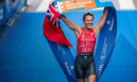 Flora Duffy se muestra optimista sobre su lesión.