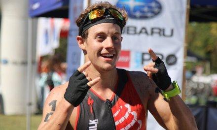 Mauricio Méndez serio aspirante al título según Triathlon Magazine Canadá.