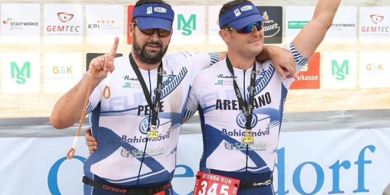 De desactivador de explosivos a campeón del mundo de triatlón paralímpico