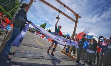 Mauricio Méndez se impuso en el triatlón de la Patagonia