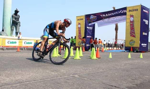 Lista la convocatoria para el Gran Triatlón en Mazatlán.
