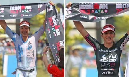 Rolli y Kahlefeldt ganan el 70.3 Davao Filipinas; Méndez no termina la carrera