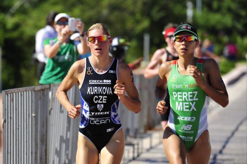 México estará presente en el Campeonato Iberoamericano de Triatlón Huelva 2019