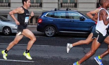 Rompe Gómez Noya marca personal en 21 K en el Medio Maratón de Madrid