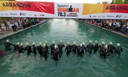 Más de 20 triatletas elite confirmados para el IRONMAN 70.3 Monterrey 2019