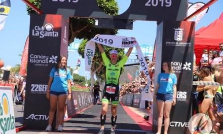 Bartlett y Van Lierde triunfan en el IRONMAN Lanzarote 2019