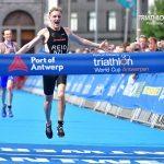 Corre Reid a tope en los últimos metros para llevarse la Copa del Mundo Antwerp 2019