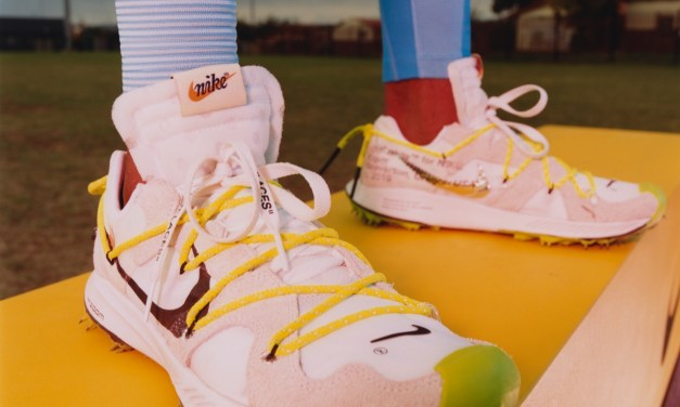 "OFF-WHITE X NIKE presenta su colección femenina ""ATHLETE IN PROGRESS"""