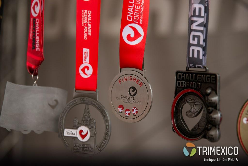 Challenge Family Medallas en el mundo
