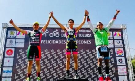Son Villanueva y Aguilar campeones nacionales de duatlón