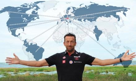 Se retira Marino Vanhoenacker del triatlón profesional