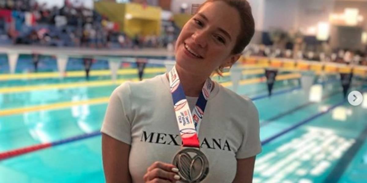 Logra triatleta mexicana el bronce en Mundial para Trasplantados 2019