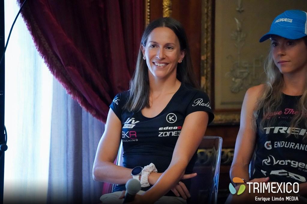 Rueda de Prensa Ironman 70.3 World Championship Niza