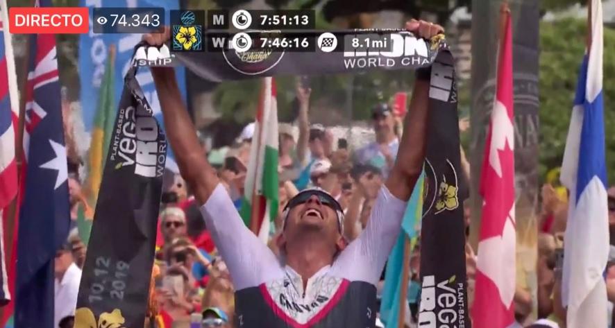 Ironman World Championship Kona 2019