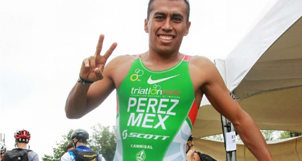 Iniciará Irving Pérez temporada 2020 con una competencia en África